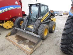 Skid Steer For Sale 2012 New Holland L225 , 75 HP