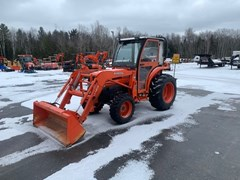 Tractor For Sale 2004 Kubota L3130HST , 31 HP