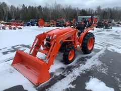 Tractor For Sale 2017 Kubota L3901HST