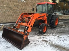 Tractor For Sale 2003 Kubota L4330HSTC , 43 HP