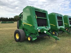 Baler-Round For Sale 2017 John Deere 560R