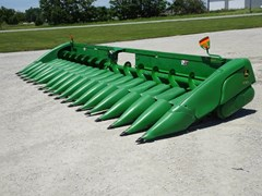 Header-Corn For Sale 2013 John Deere 618C