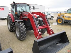 Tractor For Sale 2017 Case IH FARMALL 120C HI-LO , 120 HP
