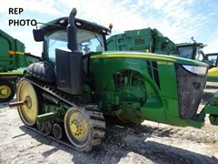 Tractor - Track For Sale 2016 John Deere 8370RT