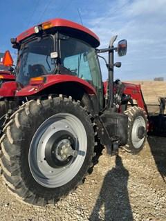 Tractor For Sale 2013 Case IH Puma 145 , 145 HP