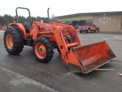 Tractor For Sale 1999 Kubota M8200DT , 82 HP