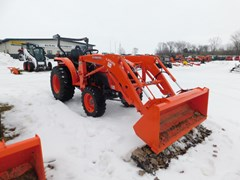 Tractor For Sale 2018 Kubota L3901HST , 37 HP