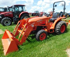 Tractor For Sale 2019 Kubota L2501 , 25 HP