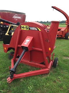 Forage Boxes and Blowers For Sale 2018 H & S FB860
