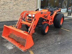 Tractor For Sale 2008 Kubota L4400DTF1 , 44 HP