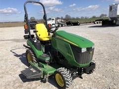 Tractor For Sale 2013 John Deere 1025R , 24.200000762939 HP