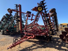 Disk Harrow For Sale 1999 Sunflower 1233-32