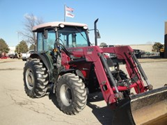 Tractor For Sale 2008 Case IH JX1060C , 57 HP