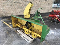 Snow Blower For Sale John Deere 666