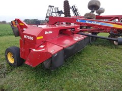 Mower Conditioner For Sale 2008 New Holland H7550