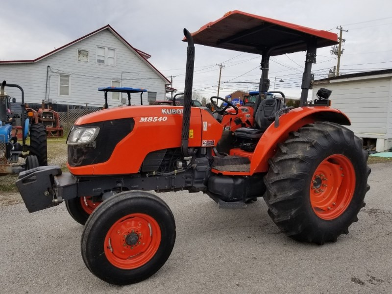 2010 Kubota M8540 Tractor For Sale