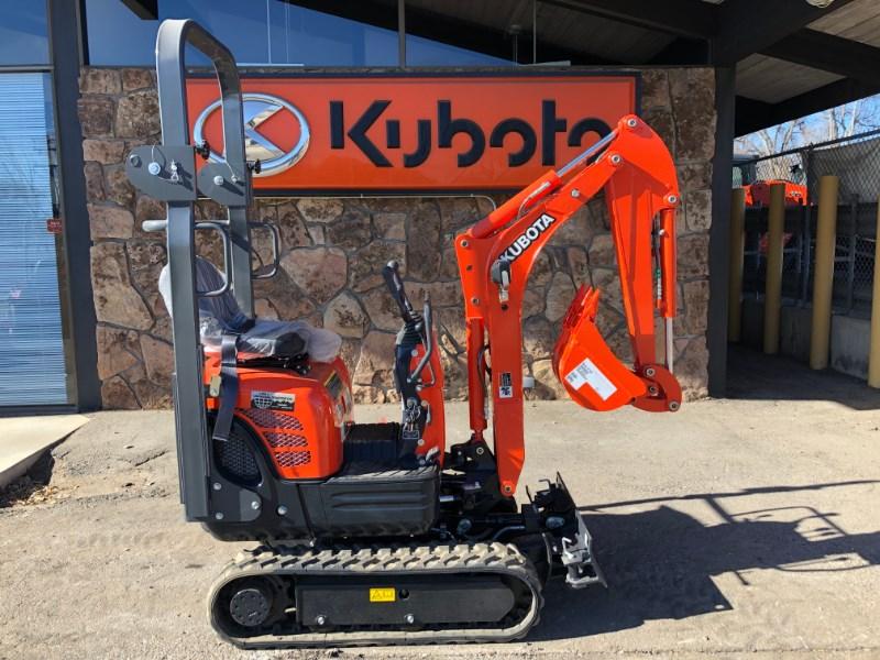 2020 Kubota U17, Excavator-Mini