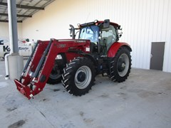 Tractor For Sale 2014 Case IH MAXXIUM 125 , 125 HP