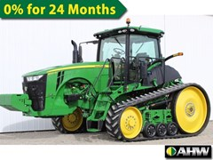 Tractor - Track For Sale 2019 John Deere 8320RT , 320 HP