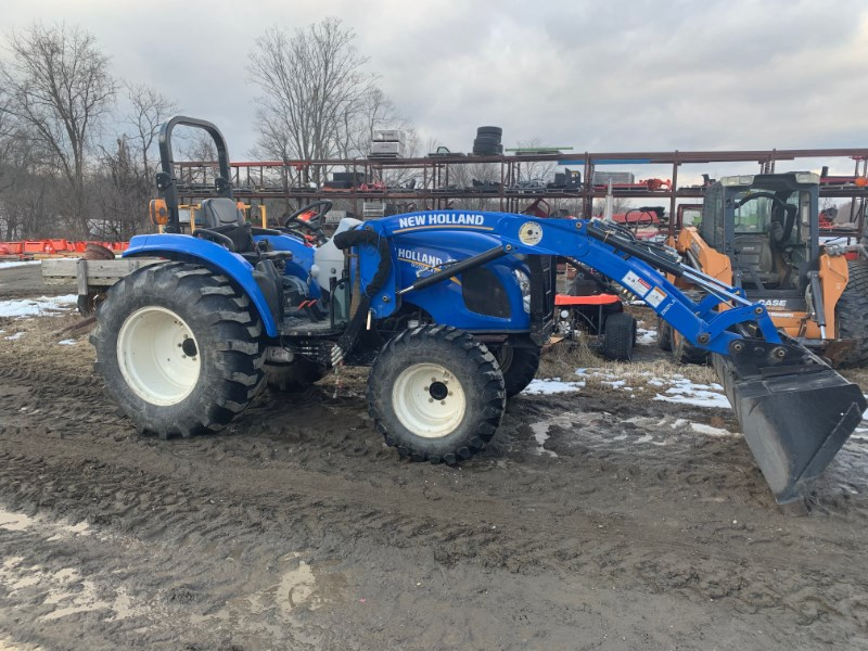 2015 New Holland BOOMER 41 Tractor For Sale
