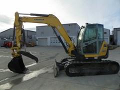 Excavator-Mini For Sale 2013 Yanmar SV100 , 65 HP