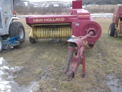 Baler-Square For Sale New Holland 310