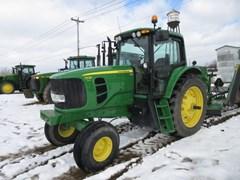 Tractor - Row Crop For Sale 2011 John Deere 7230 Premium , 110 HP
