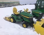Riding Mower For Sale: 2015 John Deere X590