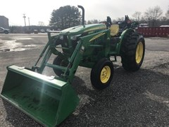 Tractor - Utility For Sale John Deere 5065E , 65 HP