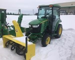 Tractor - Compact Utility For Sale: 2018 John Deere 3039R, 39 HP