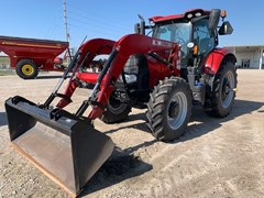 Tractor For Sale 2018 Case IH PUMA 150 , 150 HP