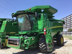 Combine For Sale 2014 John Deere S650
