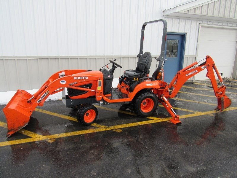 2015 Kubota BX25D Tractor For Sale