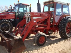 Tractor For Sale 1973 Case IH 1066 , 126 HP