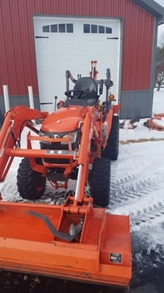 Tractor - Compact Utility For Sale 2017 Kubota B2601 , 25 HP