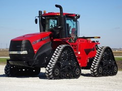 Tractor - Track For Sale 2015 Case IH STEIGER 420 ROWTRAC , 420 HP