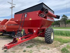 Grain Cart For Sale 1997 Unverferth 5000