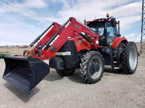 2016 Case IH MAGNUM 220 CVT Tractor For Sale
