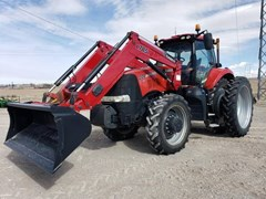 Tractor For Sale 2016 Case IH MAGNUM 220 CVT , 220 HP