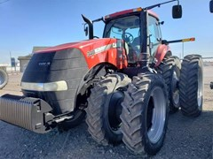 Tractor For Sale 2014 Case IH MAGNUM 340 CVT , 340 HP