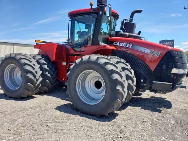 2019 Case IH STEIGER 420 HD Tractor For Sale