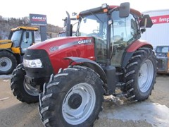 Tractor For Sale 2011 Case IH MAXXUM 125 , 125 HP