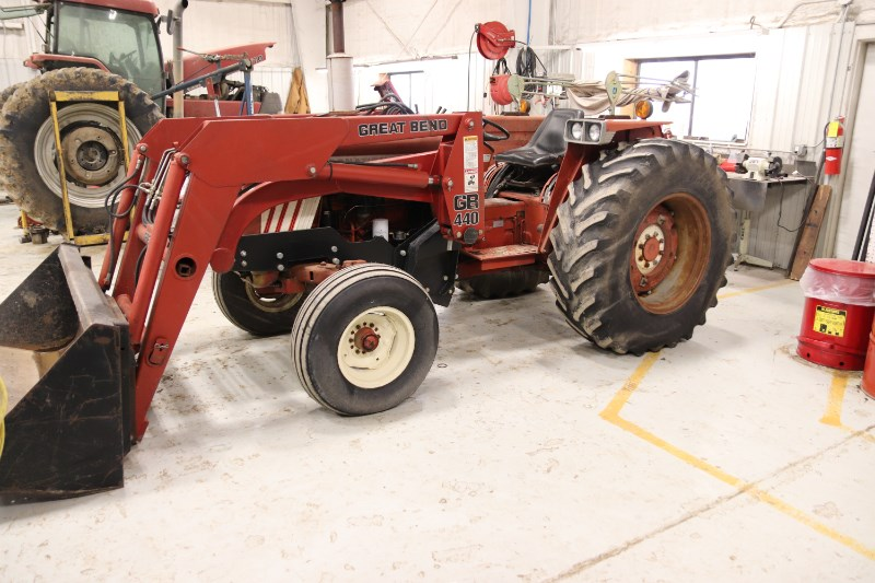 1973 International 574 Tractor For Sale