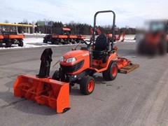 Tractor For Sale 2016 Kubota BX2370TV60-1 , 23 HP