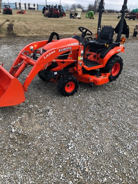 2018 Kubota BX1880 Tractor For Sale