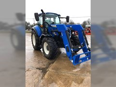 Tractor For Sale 2016 New Holland T5.120 , 117 HP