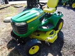 Lawn Mower For Sale 2017 John Deere X738 , 24 HP