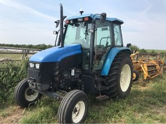 Tractor For Sale 2000 New Holland TS100