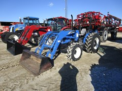 Tractor For Sale 2006 New Holland TN60A , 60 HP