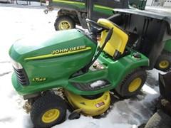 Lawn Mower For Sale 2000 John Deere LT166 , 16 HP